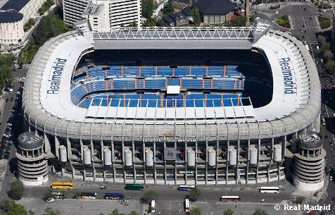 Bude mať Santiago Bernabéu v názve Microsoft?