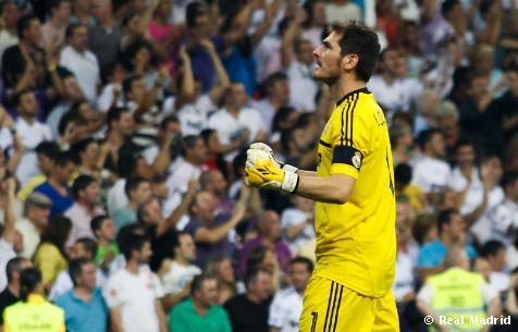 Casillas začína svoju 15. sezónu za Real