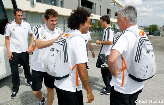 Ancelotti povolal 28 hráčov na turné do Ameriky