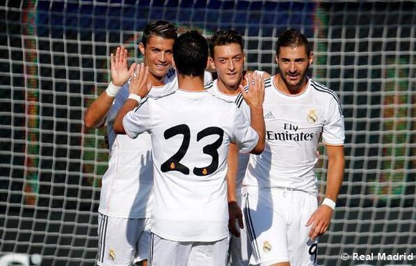V Madride sa rysuje nezastaviteľná dvojica Isco-Özil