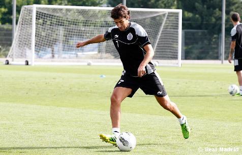 Raúl mohol hrať za United, tvrdí jeho agent