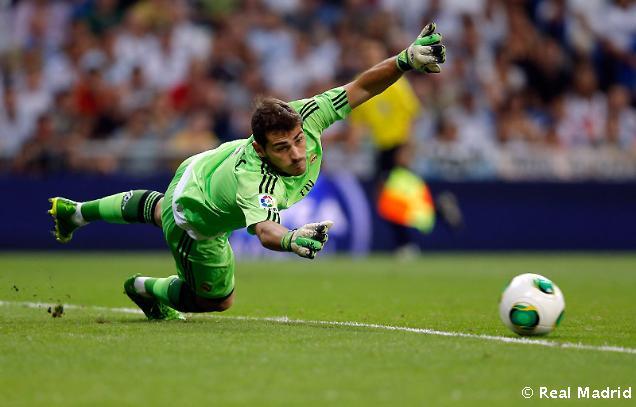 Bernabéu stojí za Casillasom