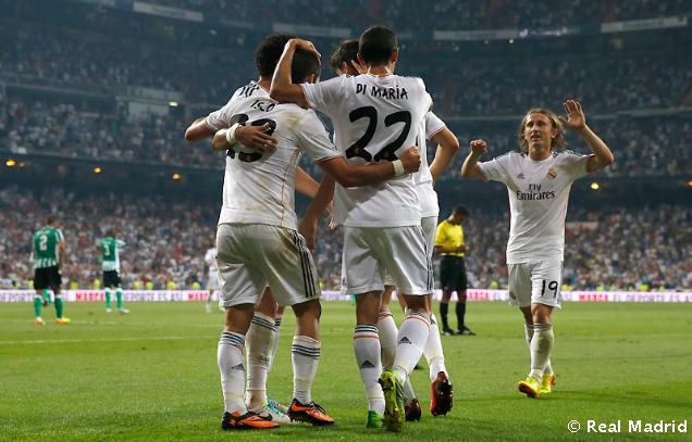 Real Madrid doma neporazený už 45 zápasov