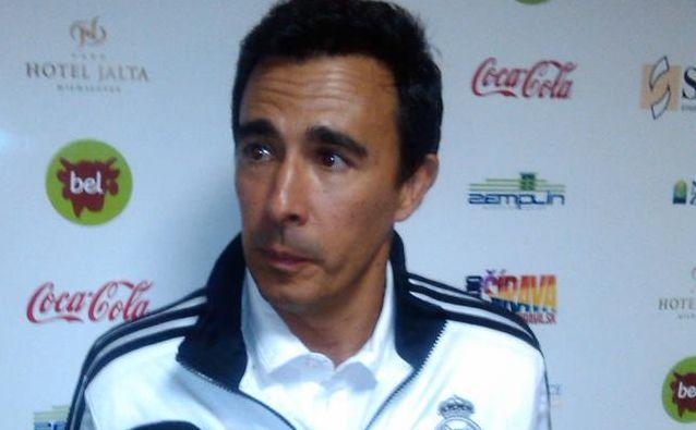 Exkluzívny rozhovor s trénerom dorastu Realu Madrid, Tristanom Celadorom