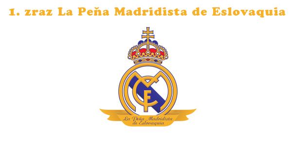 Prvý (neoficiálny) zraz La Peňa Madridista de Eslovaquia