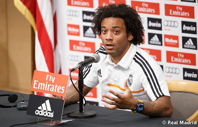 Marcelo: Bale je skvelý hráč