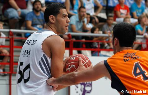 Real Madrid Baloncesto 72-78 Valencia