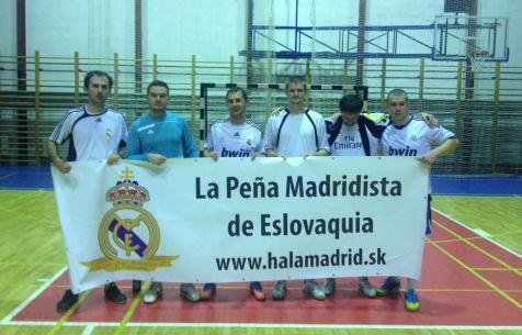 Report z futbalového turnaja pod záštitou španielskeho veľvyslanca