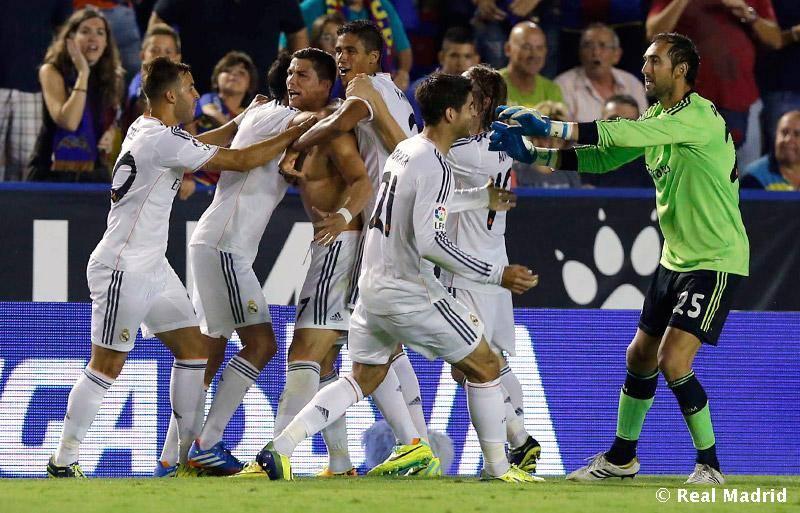 Pri absencii futbalu, srdce Realu nechýba