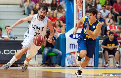 UCAM Murcia 81-88 Real Madrid Baloncesto