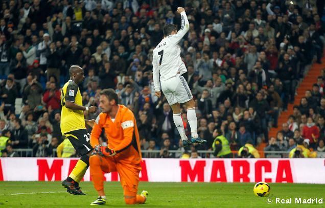 Ronaldo predbehol Puskása, je piaty najlepší strelec v La Lige
