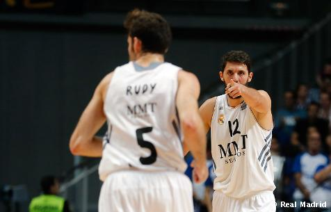 Real Madrid Baloncesto 98-58 Brose Baskets