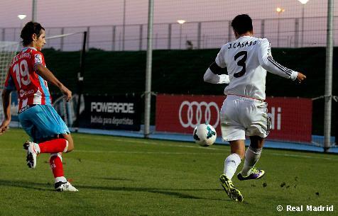 Casado odohral už 50 zápasov v Segunde División