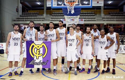 Real Madrid Baloncesto 86-69 Estudiantes