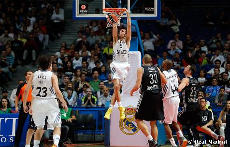 Real Madrid Baloncesto prežíva jeden z najlepších štartov do sezóny