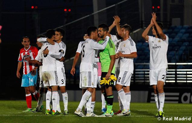 Report: Real Madrid Castilla 2:0 CD Lugo