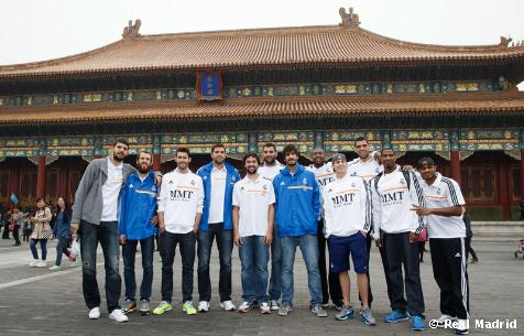 Peking Ducks 86-92 Real Madrid Baloncesto