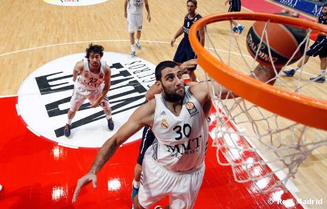 Real Madrid Baloncesto 103-57 Anadolu Efes