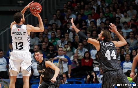 Real Madrid Baloncesto 92-75 Bilbao Basket