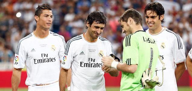 Keď Cristiano Ronaldo prekonal Raúlov rekord