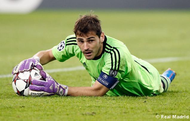 Casillas má v tejto sezóne pred sebou už iba maximálne 8 zápasov