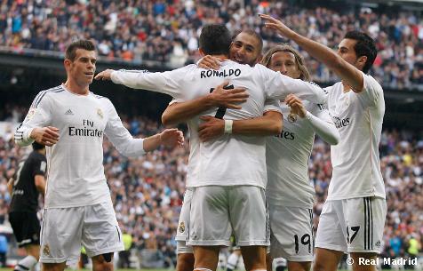 Real Madrid má najproduktívnejšie ofenzívne trio v top 5 ligách Európy