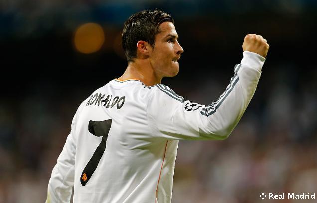 Ronaldo sa aj naďalej prekonáva