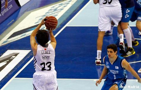 Guipuzkoa Basket 65-76 Real Madrid Baloncesto (video)