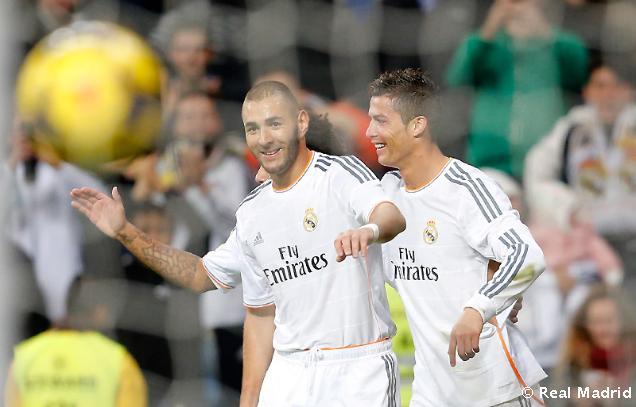 Ronaldo s Benzemom - najlepšie strelecké duo v Španielsku