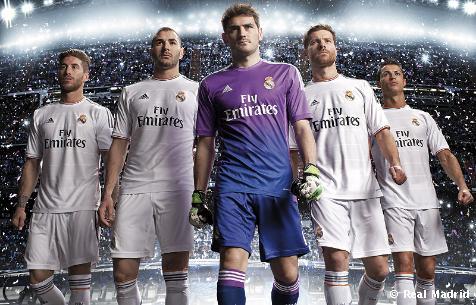 Od novej sezóny budú oficiálne dresy Realu Madrid drahšie
