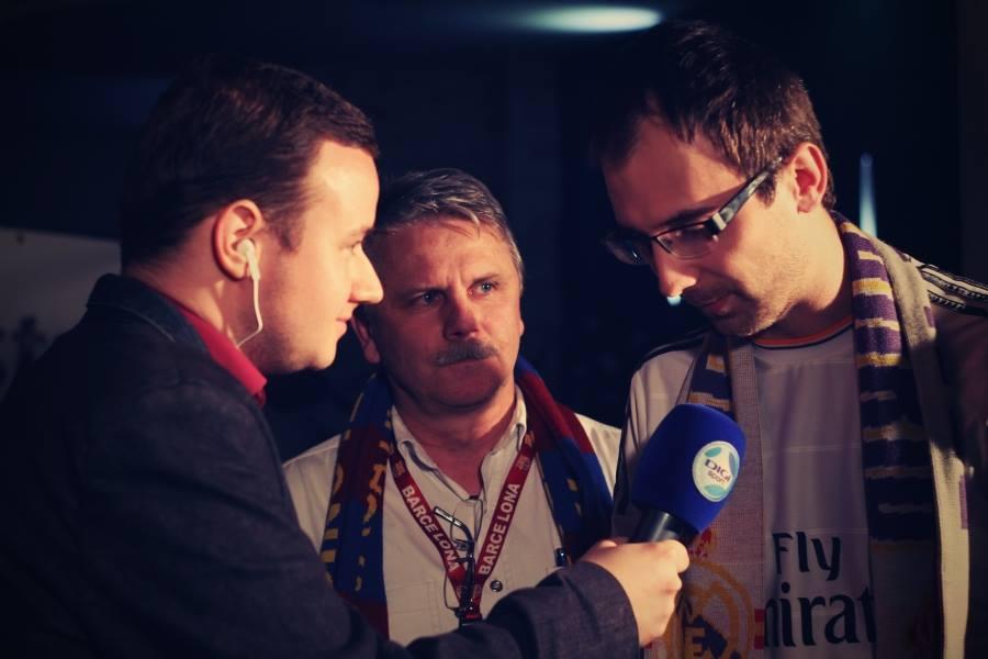 Report: Sledovanie finále CdR v Bratislave