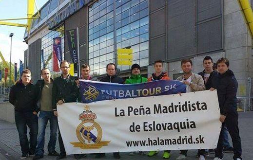 Report z 1. výjazdu členov fanklubu (BVB - Real Madrid)