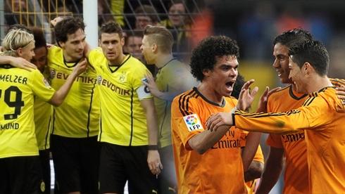 Zájazd: Dortmund - Real Madrid