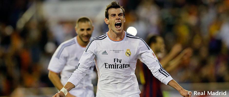 Spomíname: Gareth Bale a jeho neskutočný gól vo finále Copa del Rey 2014