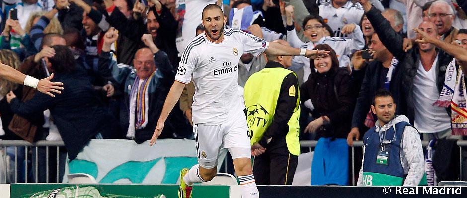 Benzemovi sa proti Barcelone darí