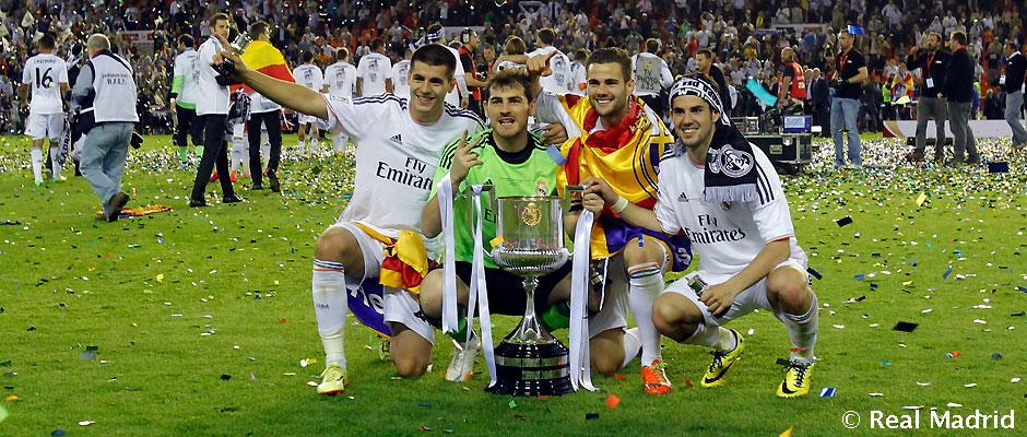 Real Madrid spoznal svojho súpera všestnásťfinále Copa del Rey