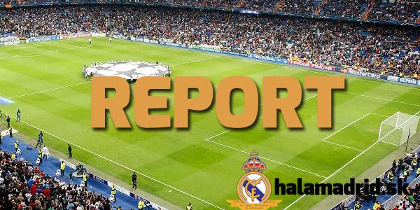 Report: Real Madrid 3-1 FC Barcelona