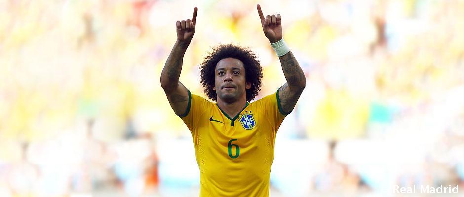 Marcelo sa nedostal do nominácie Brazílie na Copa America, Casemiro ide