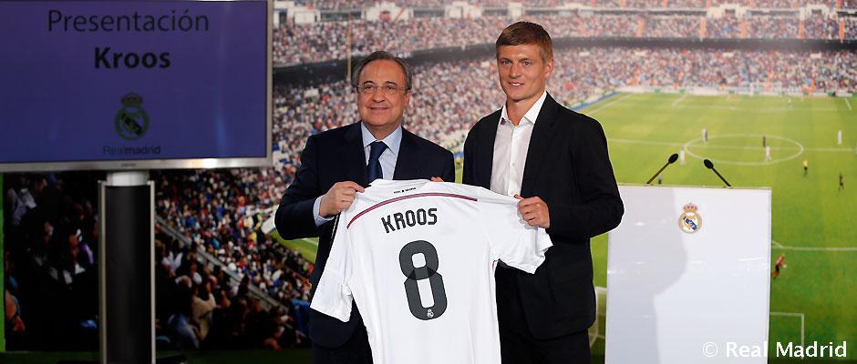 Toni Kroos - dobrý ťah Realu Madrid z hľadiska biznisu