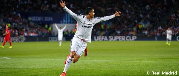 Liga majstrov je späť a s ňou aj Cristiano Ronaldo