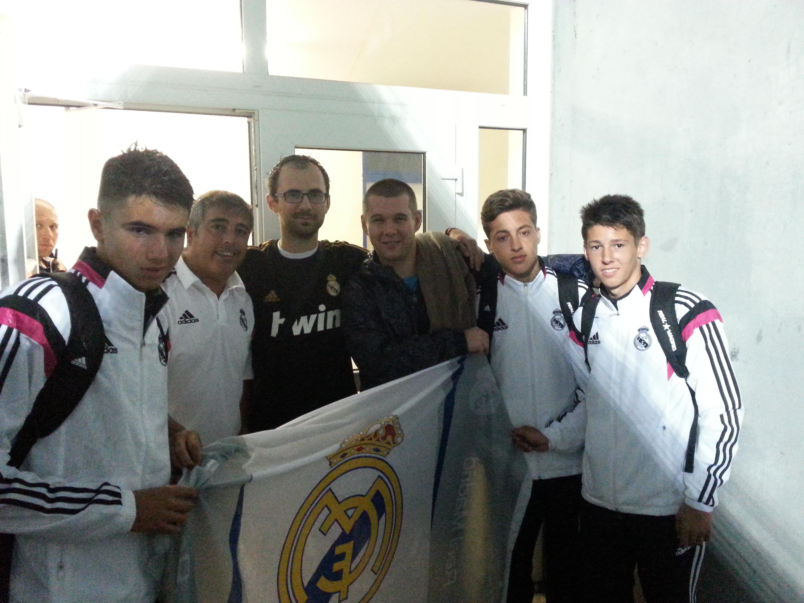 Fanklub opäť na mládežníckom turnaji Michalovce Cup