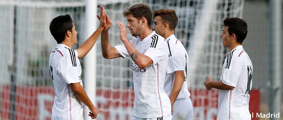 Preview: Juniorská Liga Majstrov: Real Madrid- FC Basel