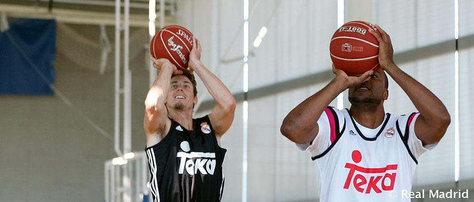 Basketbalisti začínajú prípravu na novú sezónu