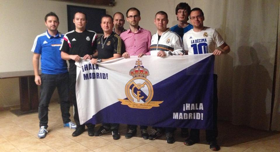 Náš fanklub v roku 2014