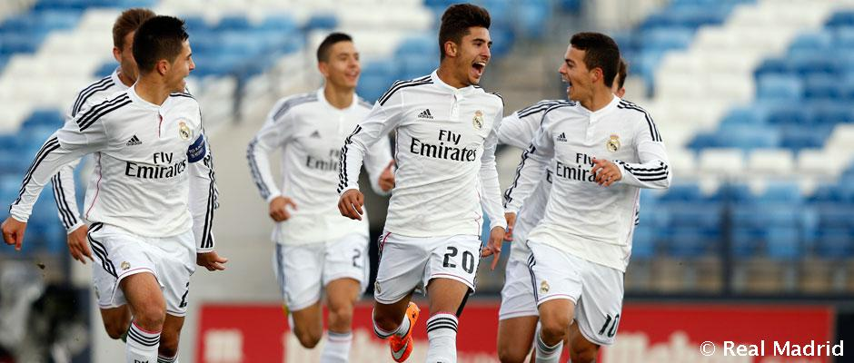 Report: Juniorská Liga Majstrov: Real Madrid- FC Liverpool