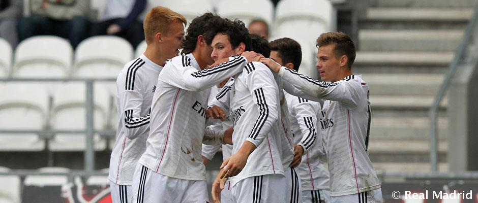 Preview: Juniorská Liga Majstrov: Real Madrid- Ludogorec Razgrad