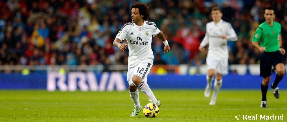 Marcelo konečne povolaný do reprezentácie Brazílie