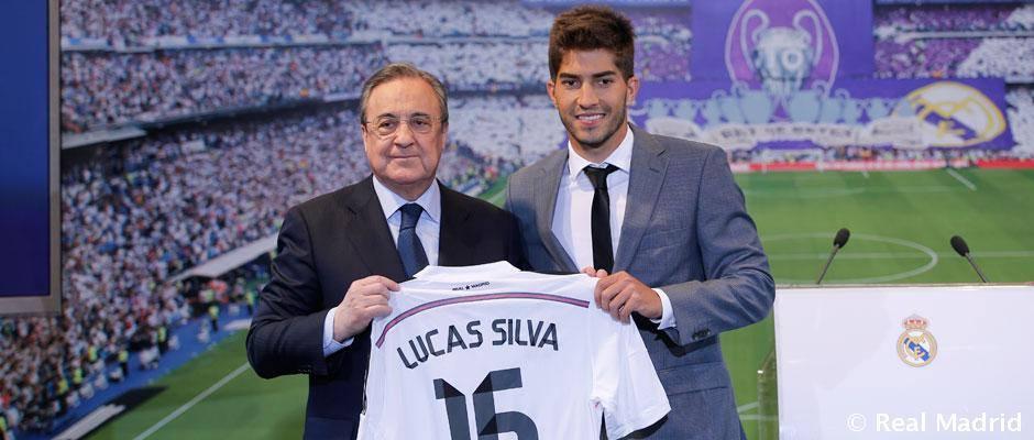 Lucas Silva - stratený chlapec Madridu