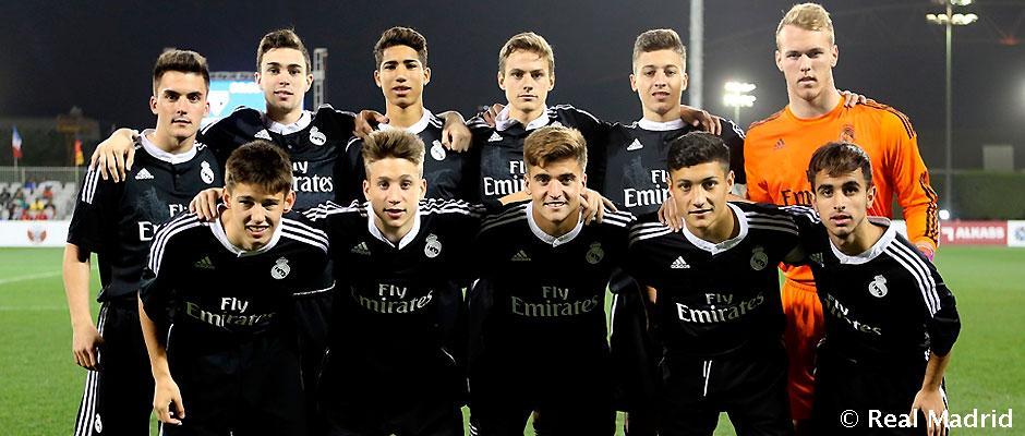Report: Al Kass Cup: FC Sao Paulo- Real Madrid