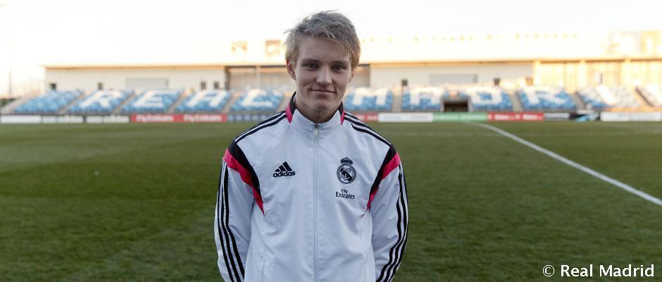 Ødegaard z dohľadu, ale nie z mysle